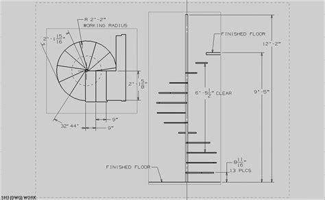 download spiral staircase plans to build pdf simple woodworking projects download wood plans