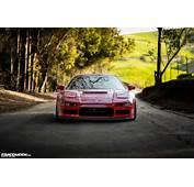 California Grown V2 // Kiens Incredible Acura NSX