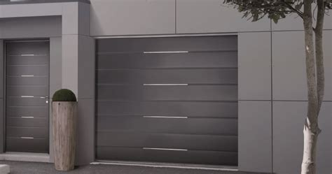 Porte Sectionnelle De Garage by Porte De Garage Sectionnelle Sur Mesure Solabaie