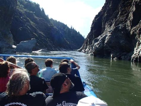 jet boats grants pass oregon hellsgate canyon picture of hellgate jetboat excursions