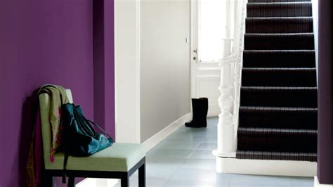 5 hallways colour schemes to make an entrance dulux