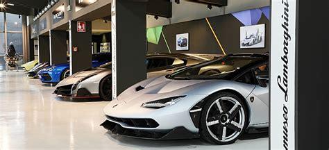 Lamborghini Museum Italien by Things To Do At The Lamborghini Museum