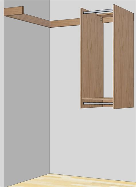 How To Install Closet by Step In Closet Organizer Plans