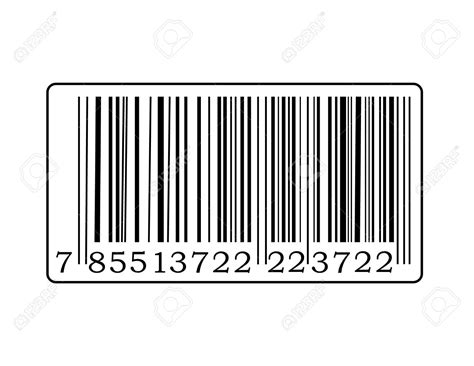 Barcode Label Clipart Clipground Upc Label Template
