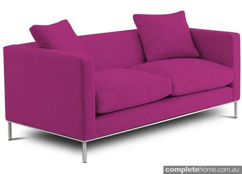 sofa stuff colour trends opulent orchid completehome