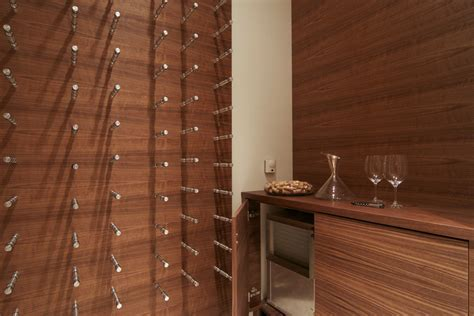 modern wine rack Wine Cellar Contemporary with