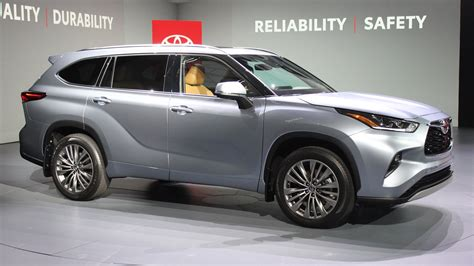 Toyota In 2020 by 2020 Toyota Highlander Preview