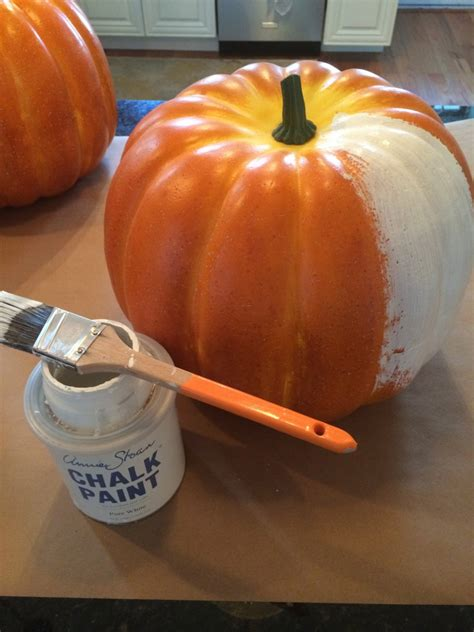 chalkboard paint pumpkin how to create a beautiful fall porch home stories a to z