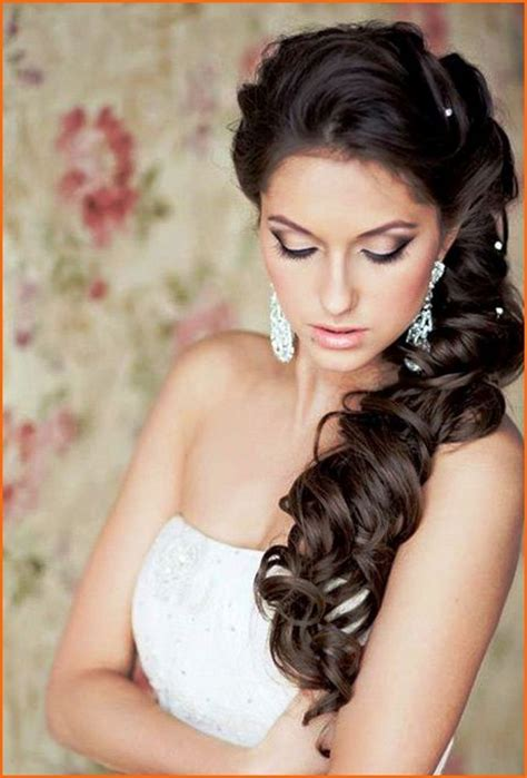 hairstyles for round face in party wedding hairstyles for a round face stylish