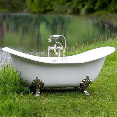 two person clawfoot bathtub 1000 ideas about double bathtub on pinterest bathtubs