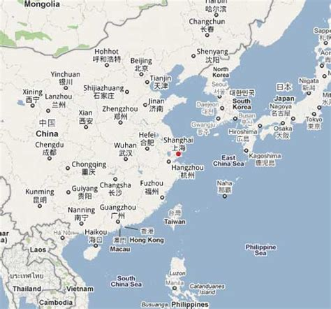 Map Of Boeing Locations Map by Boeing Shanghai Gt About Us Gt Location