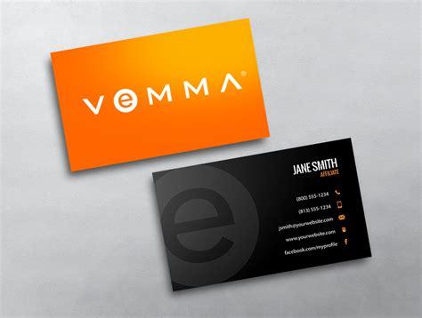 vemma business card template vemma template 04