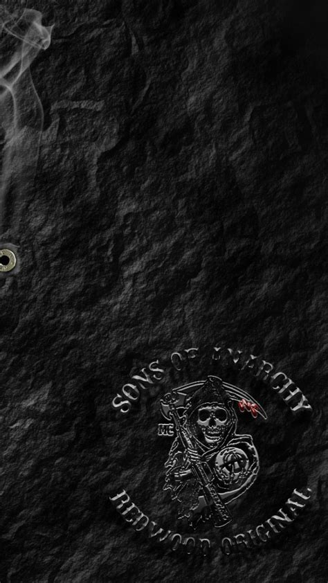 sons  anarchy iphone wallpapers group