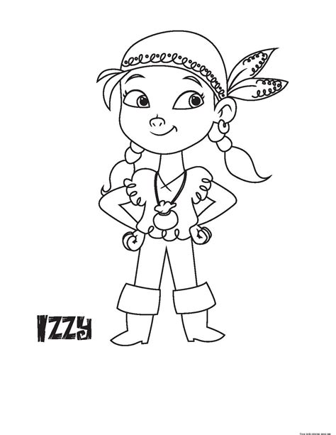 coloring pages disney jr printable disney junior izzy coloring book pages for