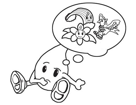 coloring page of boy thinking raindrop boy think of his friend coloring page raindrop