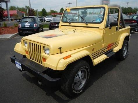 Jeep Island 1990 Jeep Islander Classic Jeep Wrangler 1990 For Sale