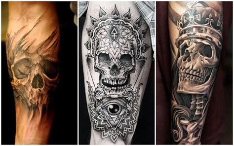 imagenes de tatuajes de una calabera 10 tatuajes de calaveras 161 tienes que ver la 9