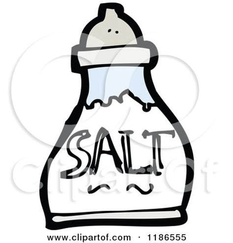 shaker vector royalty free rf salt clipart illustrations