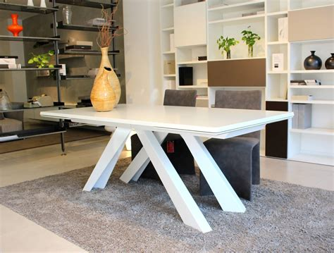 tavolo big table bonaldo tavolo bonaldo big table allungabile 200x100 rettangolari