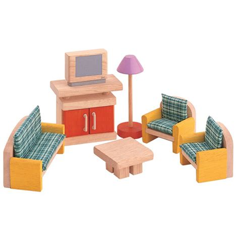 plan toys dolls house dolls house living room neo from plan toys wwsm