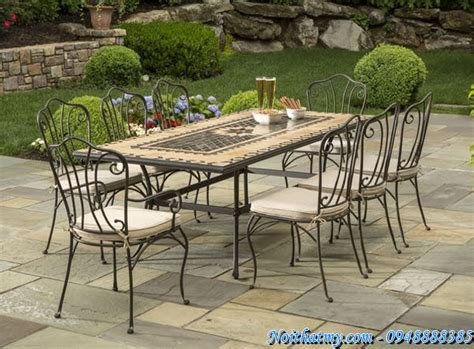 italian patio furniture 40 wrought iron furniture outdoor italian style part 4