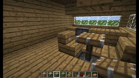 How To Make Minecraft Chairs by Minecraft Bitesize Popup Tables N Chairs