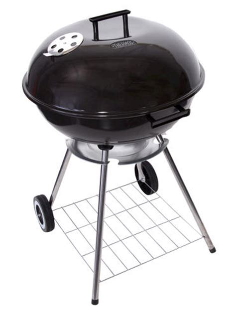 backyard grill 22 5 inch kettle charcoal grill thermos 174 22 5 quot charcoal kettle grill at menards 174