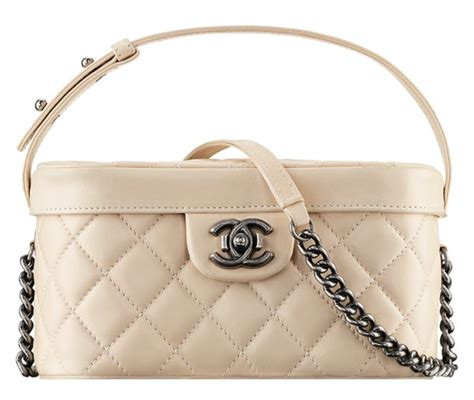 Vanity Bag by Chanel 2013 2014 Cruise Collection Lollipuff