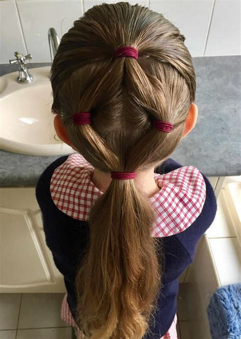 cool back to school hairstyles for hair toddler hairstyles for school hairstyles
