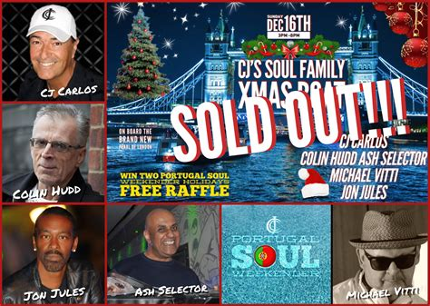soul family boat products archive cj carlos events
