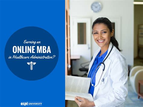 How To Get Mba Healthcare Management by Earning An Mba In Healthcare Administration Read