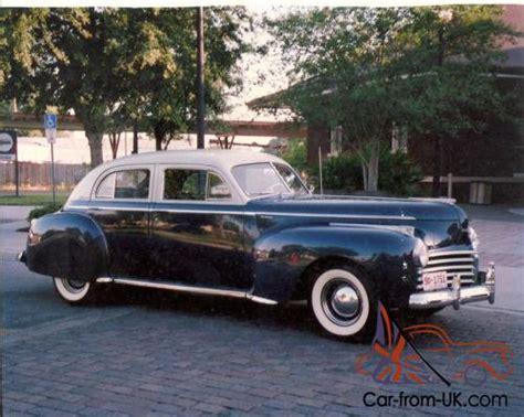 1941 chrysler new yorker for sale 1941 chrysler new yorker town sedan