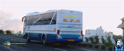 Coimbatore To Chennai Sleeper by Tamilnadu Buses Buses Of Tamilnadu