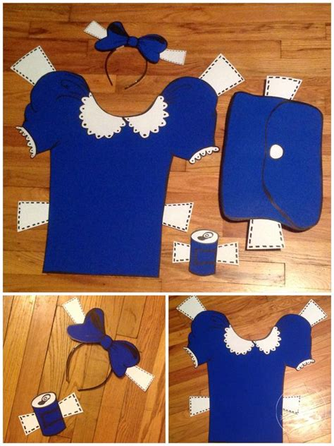 diy paper doll costume 187 the merrythought pin by obsession session on diy