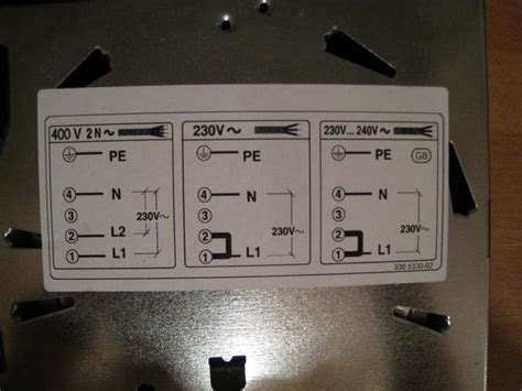 aeg induction hob wiring diagram circuit and schematics
