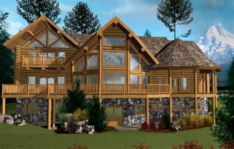 two story log cabin house plans awesome two story log cabin house plans new home plans design