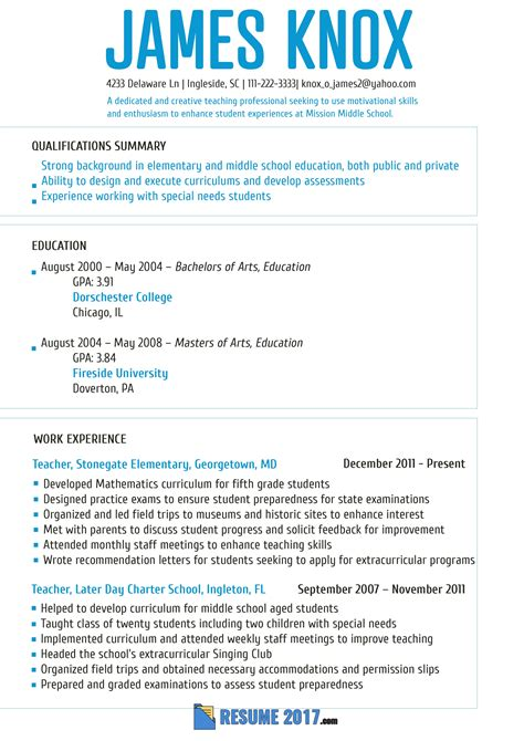 great resume formats 2018 resume exles 2018 gentileforda