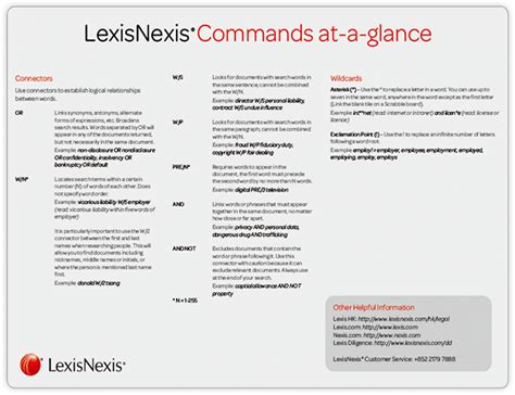 Lexus Nexus Search Lawsociety Lexis