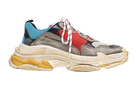 s balenciaga sneakers balenciaga s sneaker release details the source