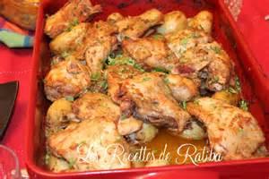 poulet r 244 ti et pommes de terre au four recette de samira tv