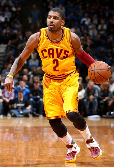 Kyrie Irving 2 Kyrie Irving Is Number 2 On The Team Cleveland Cavaliers