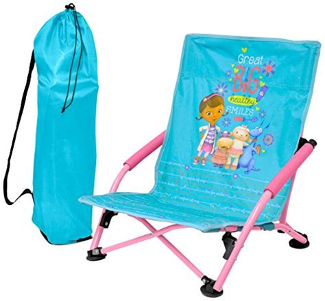 doc mcstuffins fold out couch disney doc mcstuffins folding lounge chair sporting goods