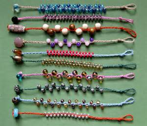 bead at home braided bead bracelets lulabelle handicrafts