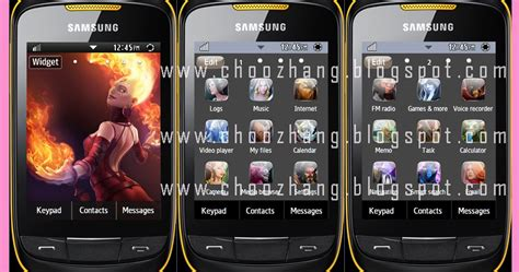 keyboard themes for corby 2 choozhang corby cat samsung corby 2 or s3850 dota 2