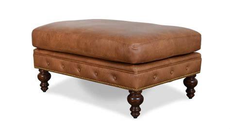 classic ottoman classic leather ottomans cococo home