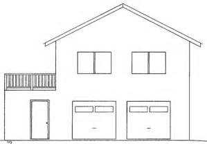 Shop With Apartment Floor Plans by Garage Apartment Plan