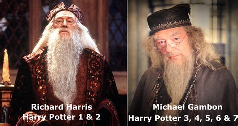 what house is dumbledore in the gallery for gt dumbledore michael gambon