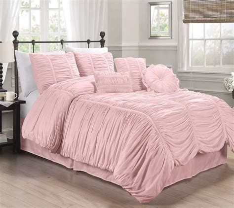 pink full comforter sets teen girls pink dusty pink rose bedding sets ease