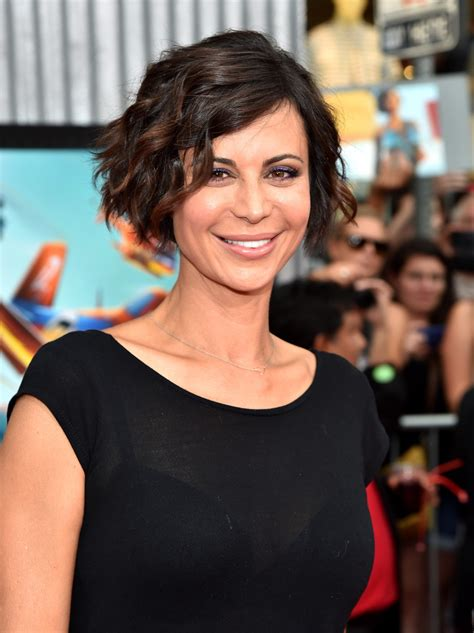 Catherine Bell Short Hairstyles Looks   StyleBistro