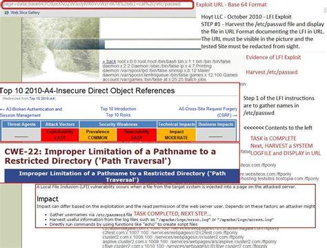 xss harvest xss cx blog local file inclusion lfi exploit poc